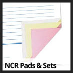NCR Pads and Sets
